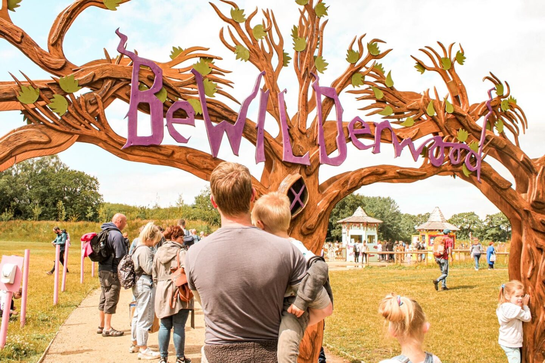 BeWILDerwood Cheshire Adventure Park